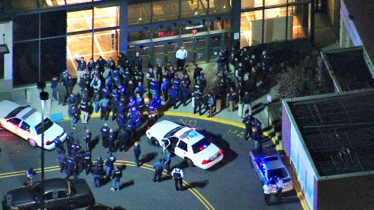 US Mall on Lockdown After Shots Fired