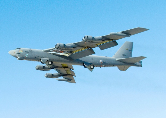 US Bombers Challenge China's Air Defence Zone