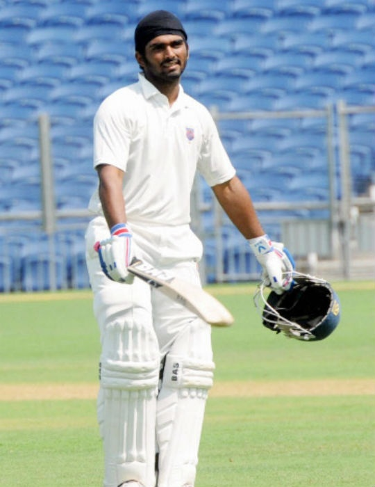Vijay Zol will lead India Under-19 team to the Asia Cup. (File Photo: PTI)