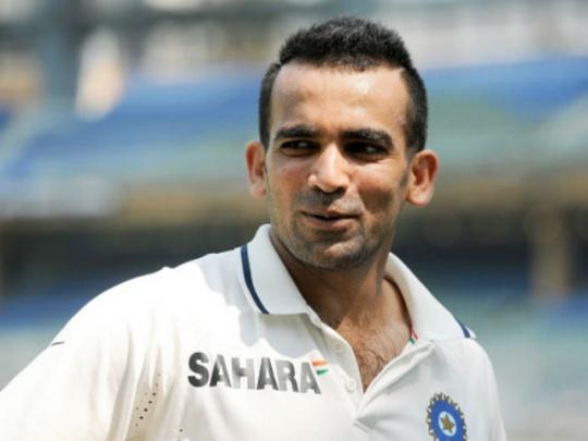 Zaheer Khan is back in the Indian team