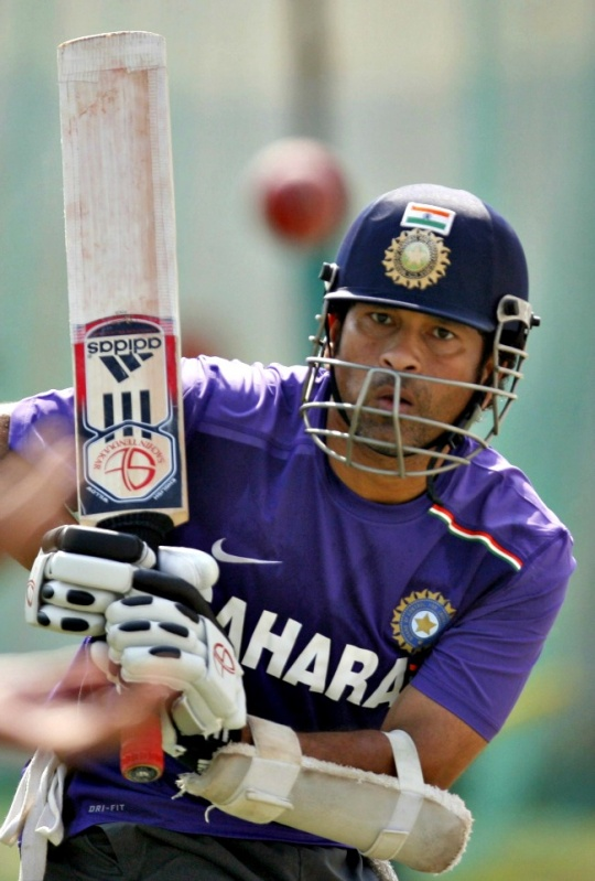 MCA To Name Clubhouse After Tendulkar