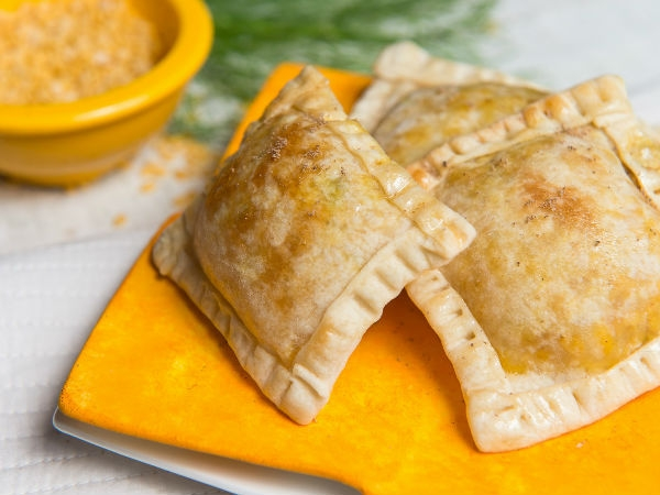 Healthy Indian Recipe: Moong Dal Parcels