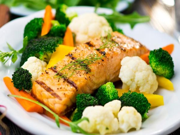 Seafood Recipe: Grilled Salmon Fillet Recipe