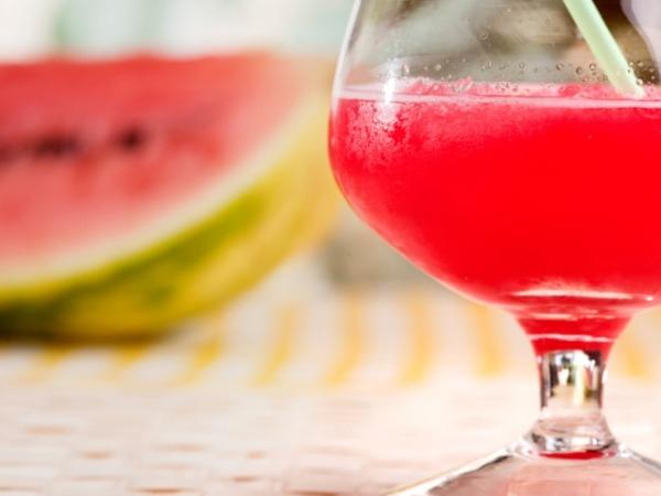 Weekend Recipe: Watermelon Gin Fizz