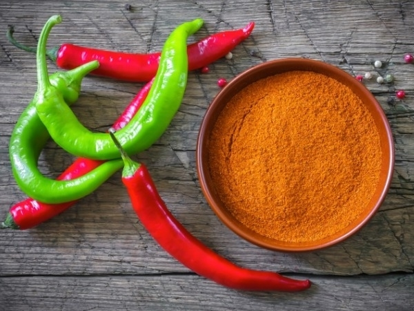 Healthy Foods: Health Benefits Of Chillies