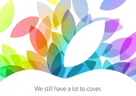 Apple Sends Invites for iPad Launch Event