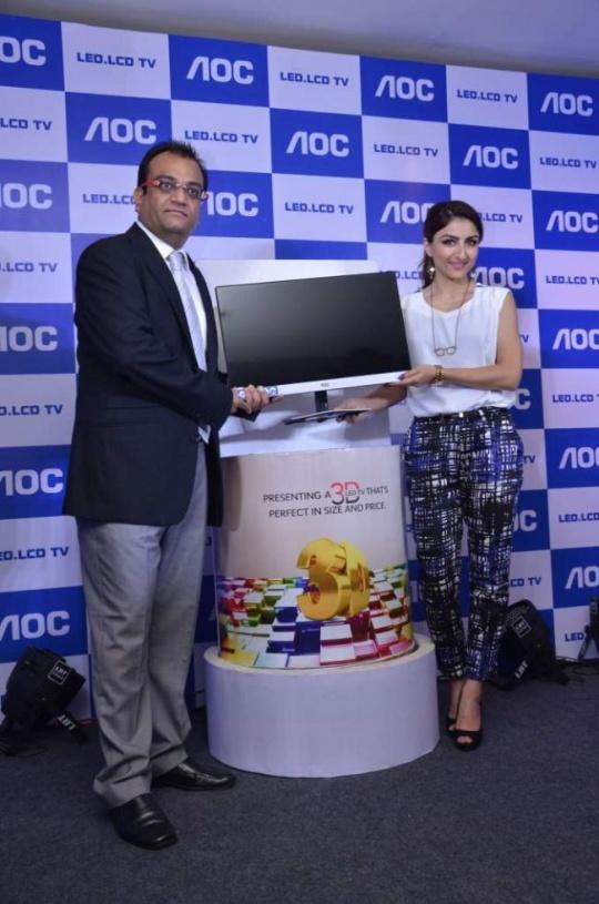 AOC Full HD 3D LED Razor TV