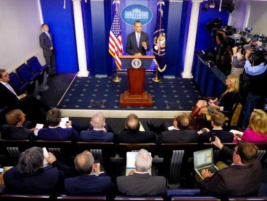US Congress Ends Default Threat, Obama Signs Debt Bill