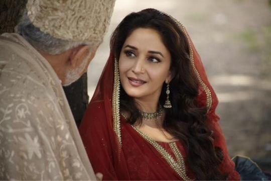 Madhuri Dixit-Nene as Begum Para