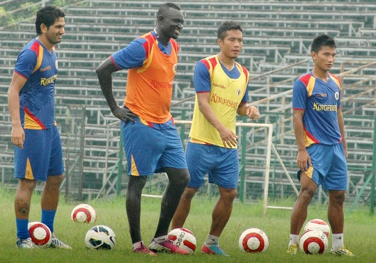 East Bengal Ready to Battle the Odds