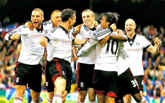 Fulham Shatter Palace With 4-Goal Burst