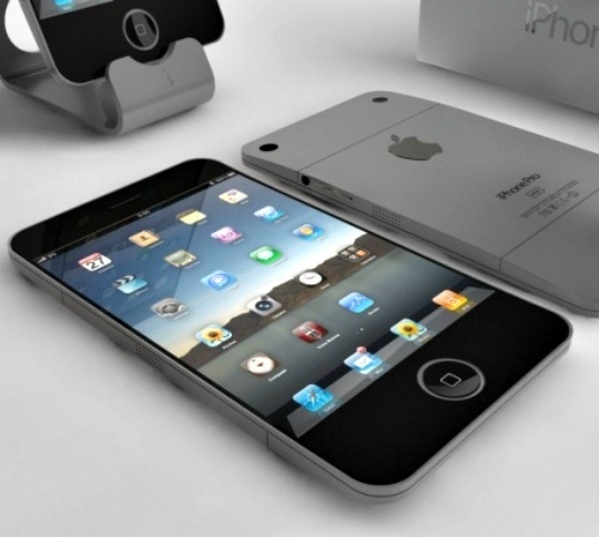 iPhone 6 to Have 4.8-Inch Screen