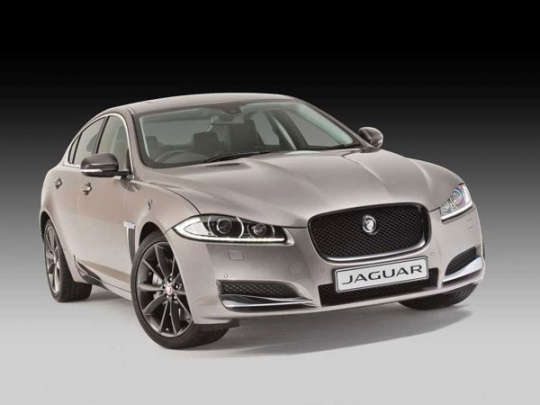 Jaguar Limited Edition XF with Carbon Pack