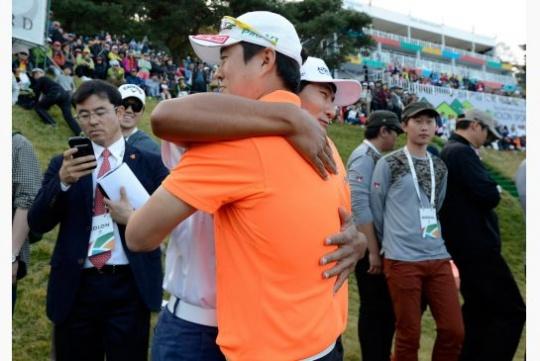 Kang Sung-Hoon Wins Korea Open