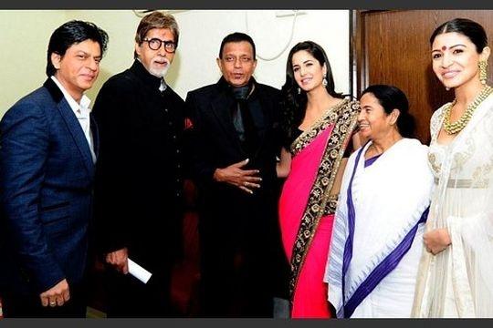 Big B, Jaya, SRK To grace Kolkata Film Fest