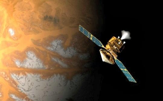 Countdown for Mars Mission Begins on Nov 3