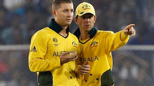 Ponting Doubted Clarke Captaincy