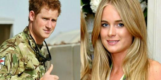 Prince Harry to Marry Cressida Bonas