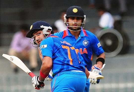 2nd ODI: India Crush Australia By 9 wickets