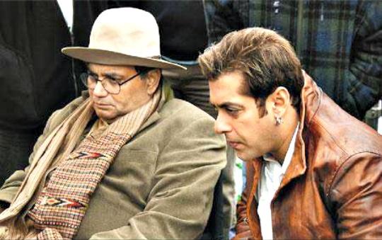 Subhash Ghai, Salman Khan