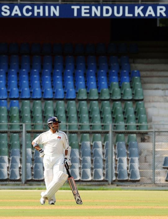 BCCI Trashes Sachin's Retirement Report