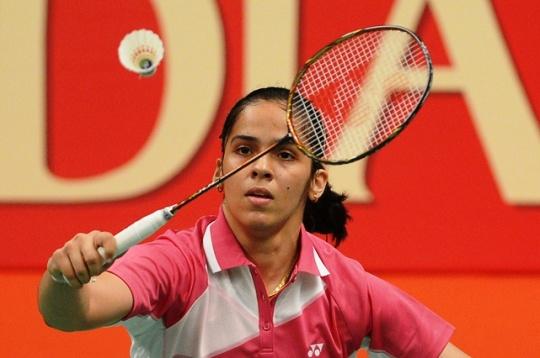 Denmark Open: Saina, Gurusaidutt Advance