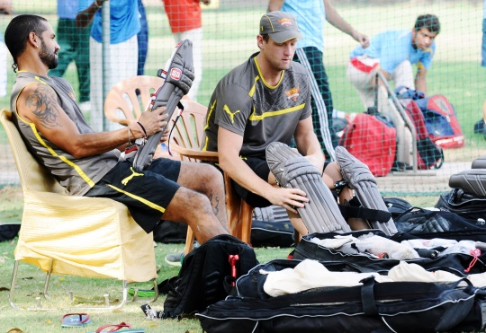 Sunrisers Hyderabad Out Of CLT20