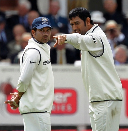 Sachin's Retirement Was Expected: Dhoni