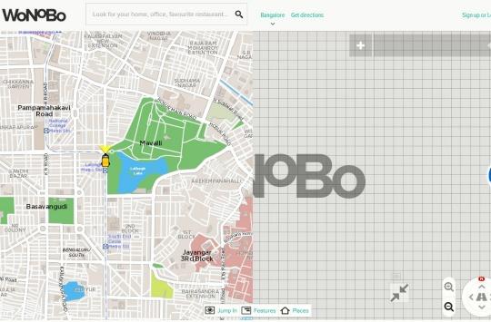 Wonobo: Google Street View's Indian Rival