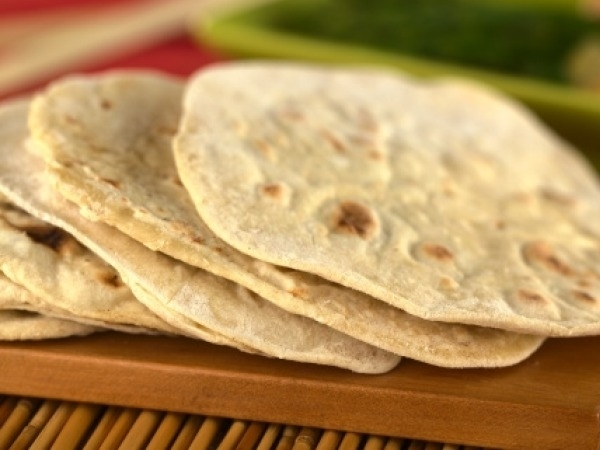Healthy Indian Recipe: Spicy Organic Jowar Roti
