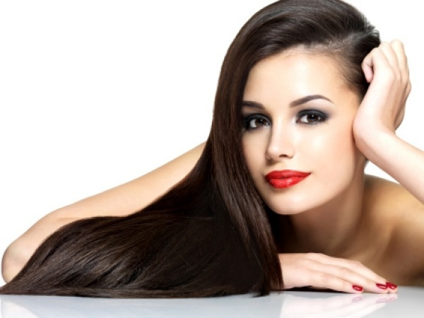 Haircare: Silky And Shiny Hair Mask