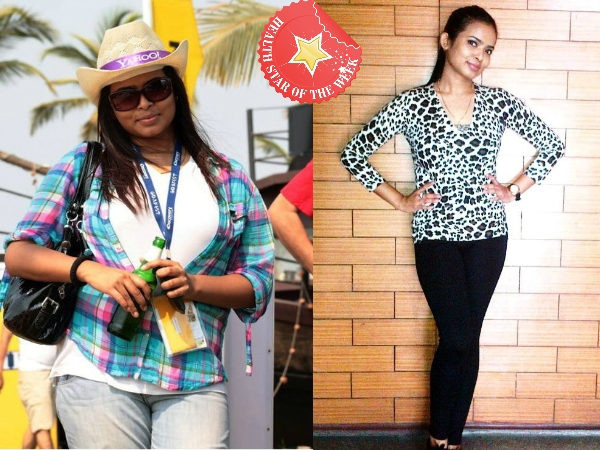 Health Star Of The Week: Self Control Is The Only Way To Weight Loss