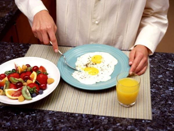 Make Breakfast A Healthy Habit
