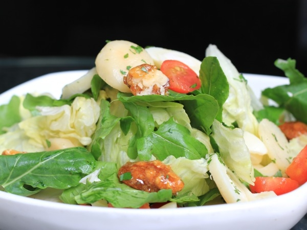Nutritious Recipe: Rocket And Palm Heart Salad