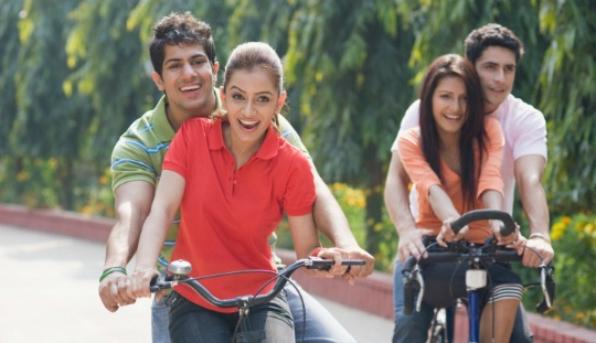 Now, A Bicycle Tour of Kochi