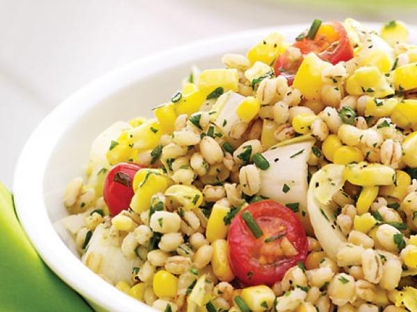 Heart Healthy Recipe: Barley Corn Salad