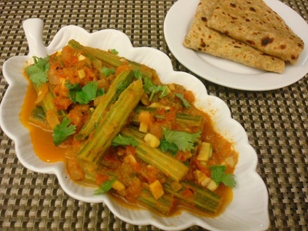 Indian Curry Recipe: Protein Rich Drumstick Curry