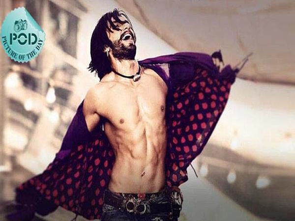 Pic Of The Day: Ranveer Singh's Steel Avatar In Ram Leela