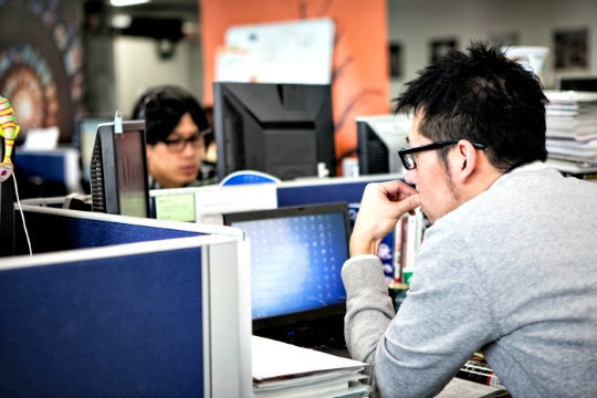 Well-Being Not Workaholics' Priority