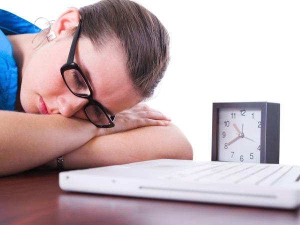 Symptoms Of Lack Of Sleep