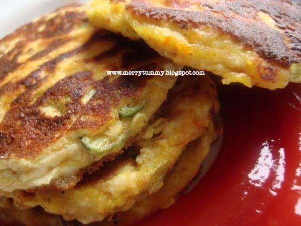 Healthy Snack Recipe: Mint Paneer Patties