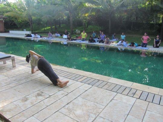 Rujuta's Goa Fitness Holiday