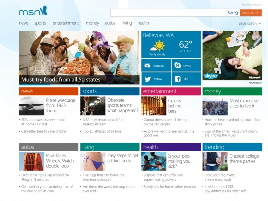Microsoft to Lay Off Freelancers at MSN