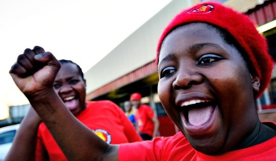 Gold Miners End Strike in South Africa