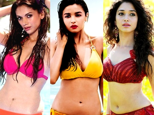 'Apple iPhone 5S' Hotties In Bollywood