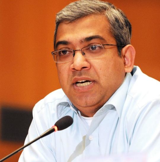 Ashok Vemuri