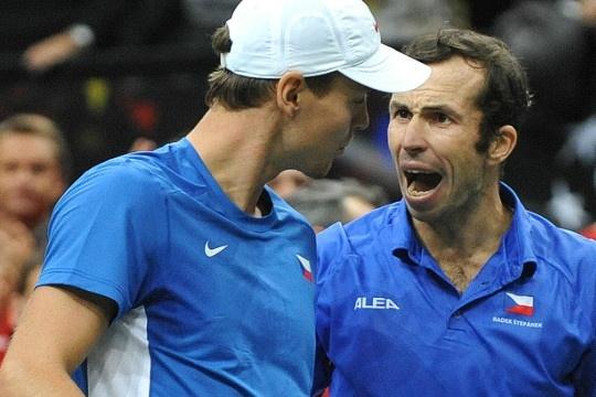 Czechs in Davis Cup Final