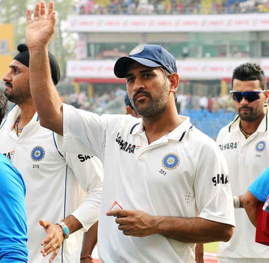 India to Play 5 Tests in England in 2014