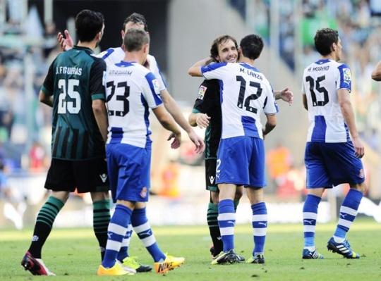Espanyol Gets Job Done