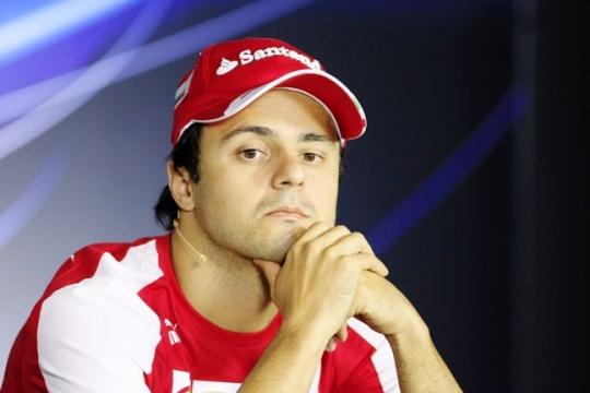 Felipe Massa Says Farewell To Ferrari